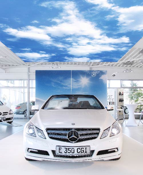 VKF für Mercedes